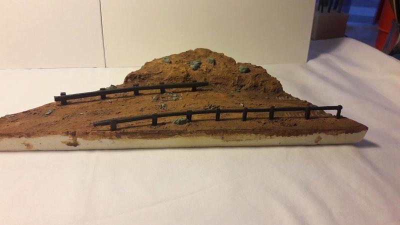 Diorama mise en situation de l'AMX 30 et clap de fin !!!!! 1921