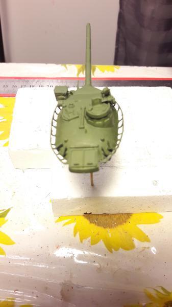 AMX 30B 105mm montage terminé 2020