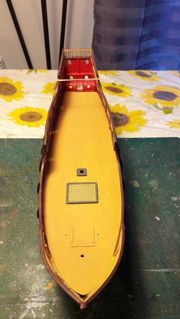 La Santa Maria le bateau est fini !!!!!!! - Page 2 2022