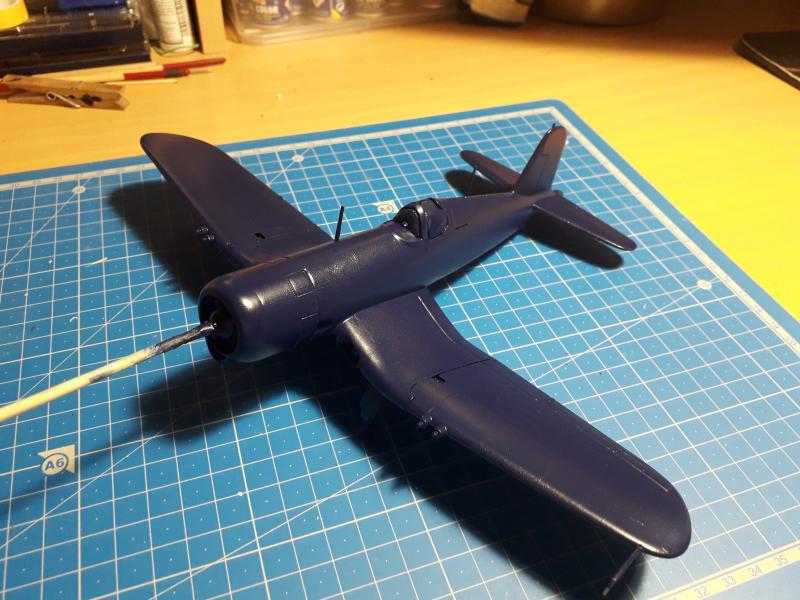 F4U-4 Corsair FINI !!!!!!!!! - Page 3 2131