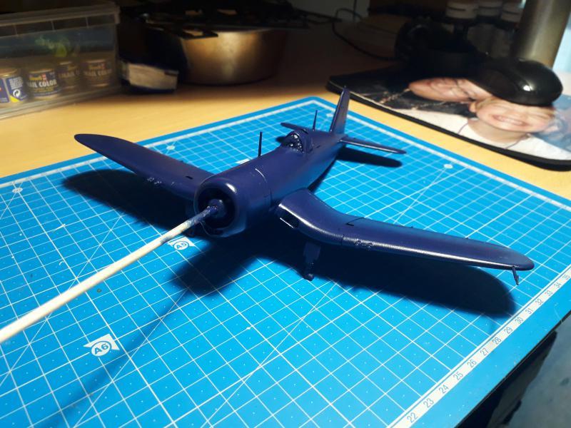 F4U-4 Corsair FINI !!!!!!!!! - Page 3 2231