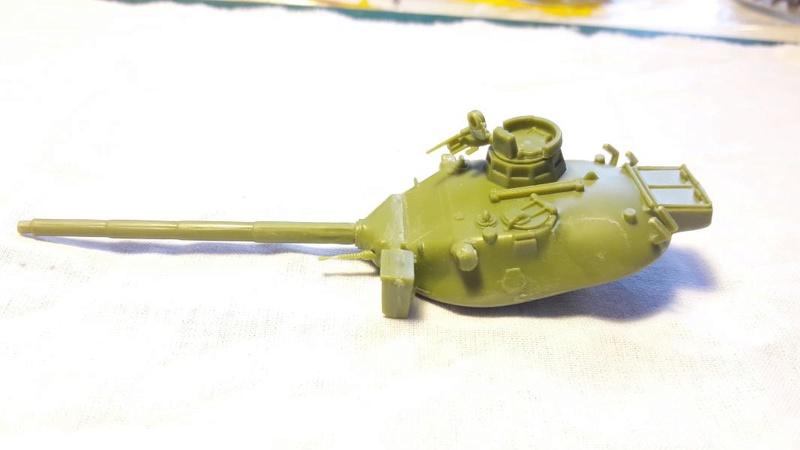AMX 30B 105mm montage terminé 224