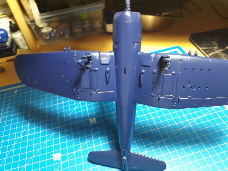 F4U-4 Corsair FINI !!!!!!!!! - Page 3 2330