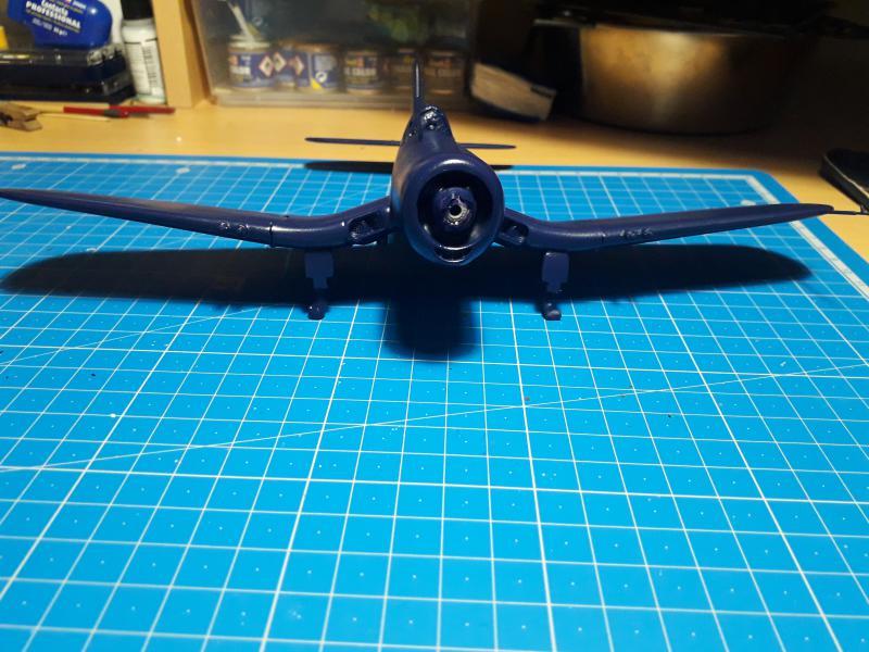 F4U-4 Corsair FINI !!!!!!!!! - Page 3 2429