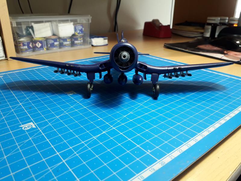 F4U-4 Corsair FINI !!!!!!!!! - Page 3 2527