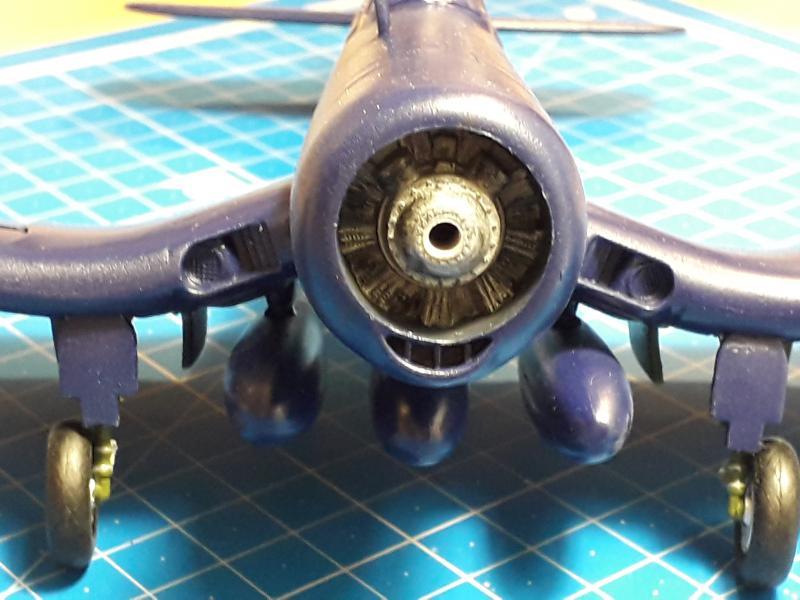 F4U-4 Corsair FINI !!!!!!!!! - Page 3 2628
