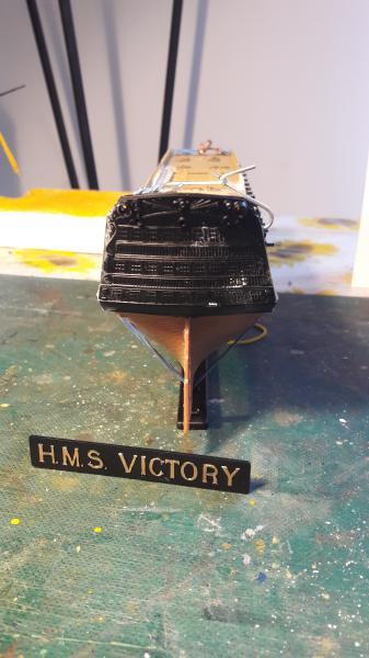 Revell HMS VICTORY 1/225 - Page 2 2725