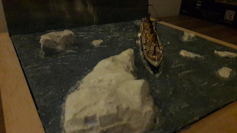 Dio : Le Titanic un peu avant le drame (1/1200°) par antoine17690 2915
