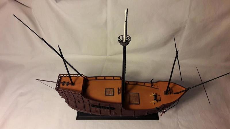 La Santa Maria le bateau est fini !!!!!!! - Page 2 3020