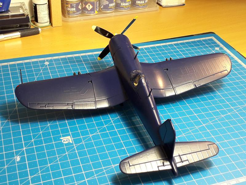 F4U-4 Corsair FINI !!!!!!!!! - Page 3 3028