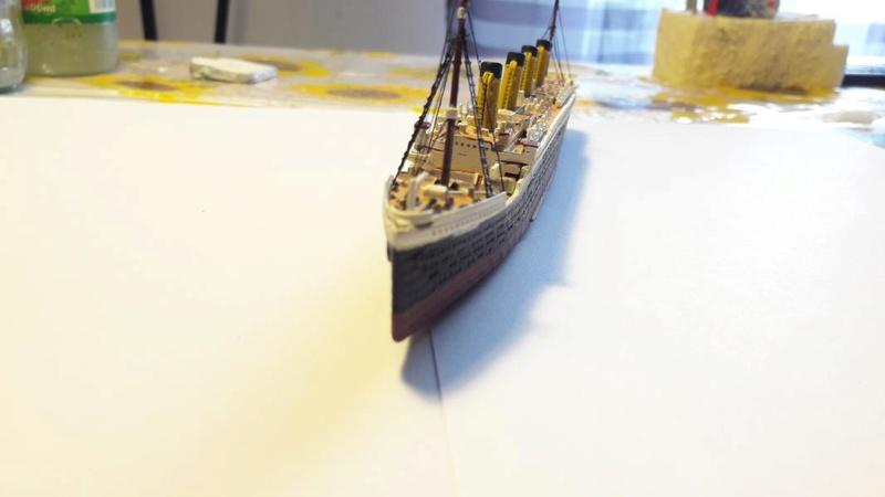 Rms Titanic 1/1200 il est fini!!!! - Page 2 3117