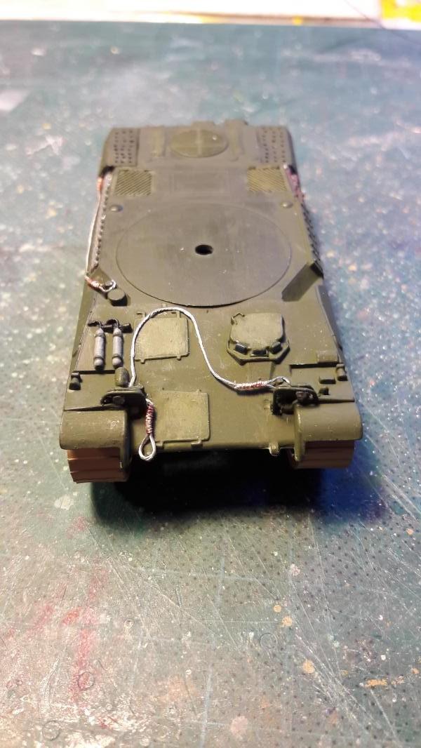 AMX 30B 105mm montage terminé 3120