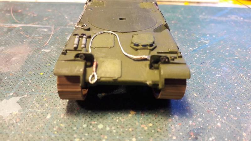 AMX 30B 105mm montage terminé 3219