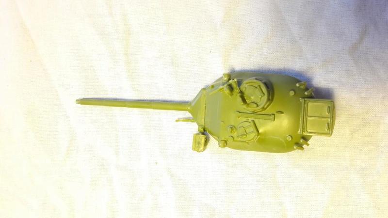 AMX 30B 105mm montage terminé 325