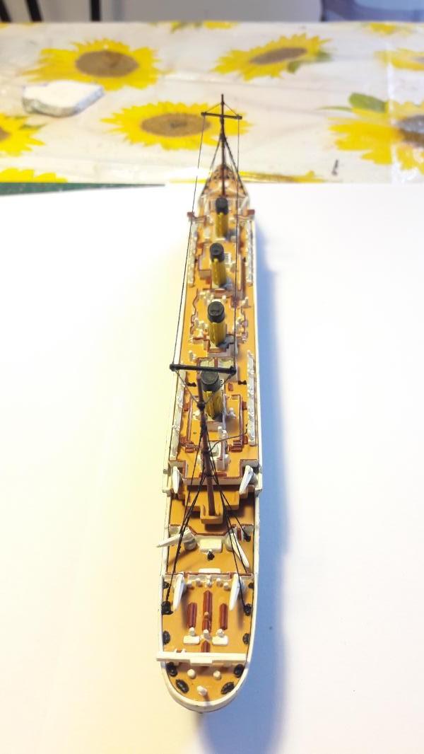 Rms Titanic 1/1200 il est fini!!!! - Page 2 3317