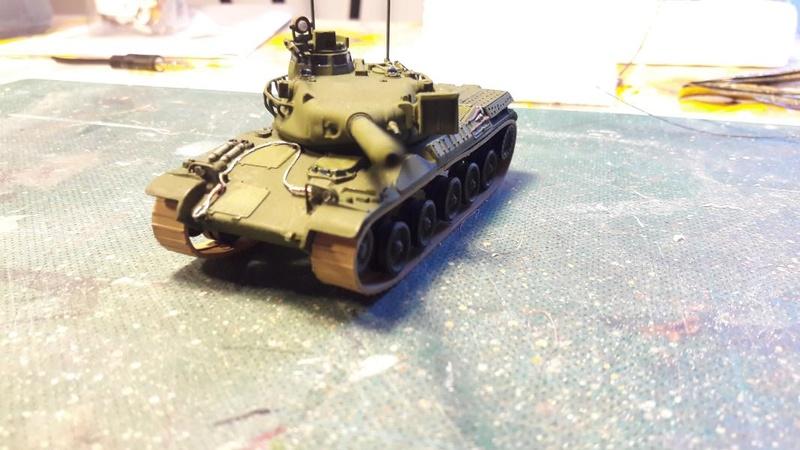 AMX 30B 105mm montage terminé 3814