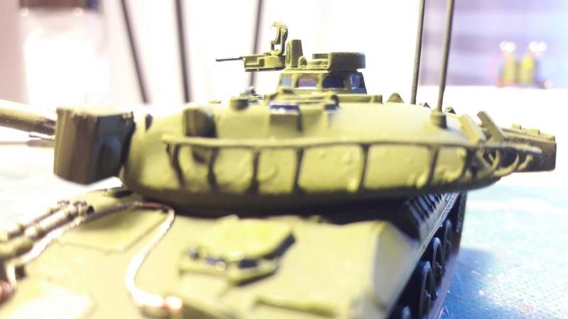 AMX 30B 105mm montage terminé 4014