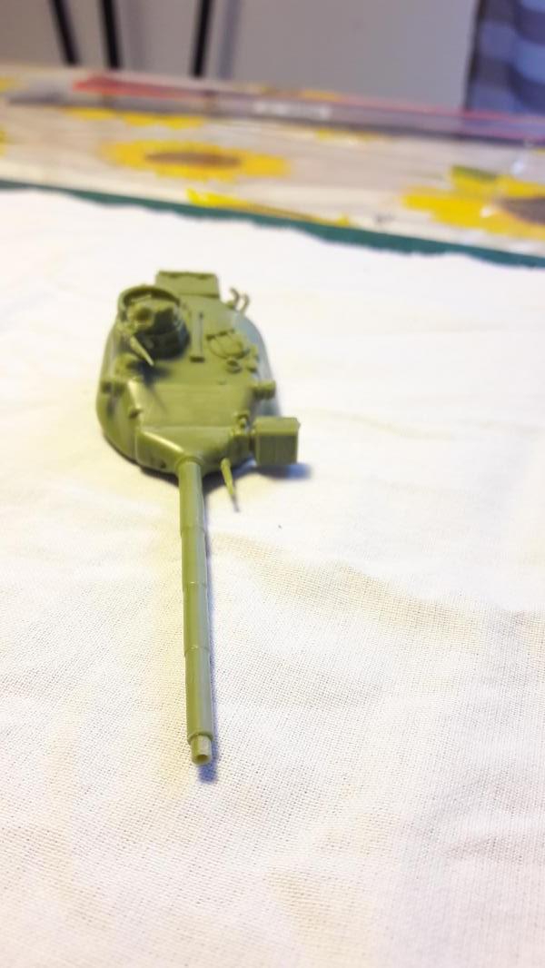 AMX 30B 105mm montage terminé 425