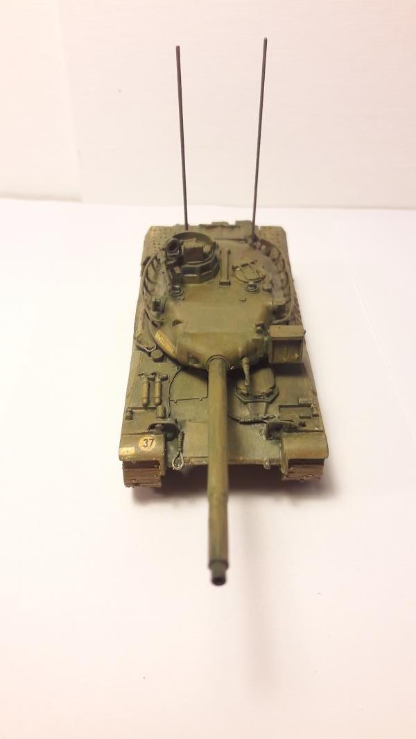AMX 30B 105mm montage terminé 4414