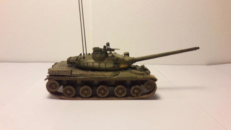 AMX 30B 105mm montage terminé 4614