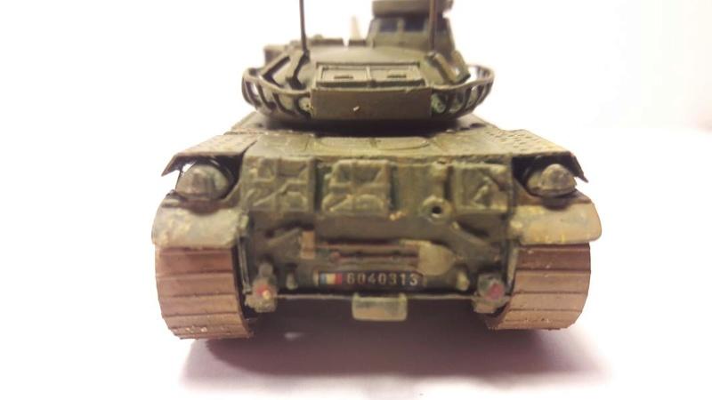 AMX 30B 105mm montage terminé 4713