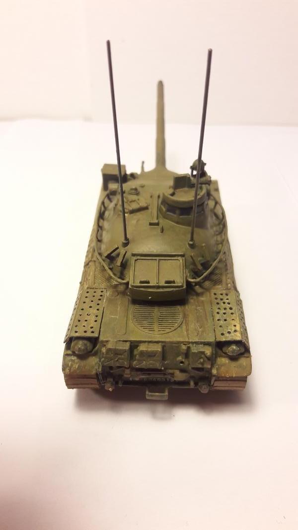 AMX 30B 105mm montage terminé 4814