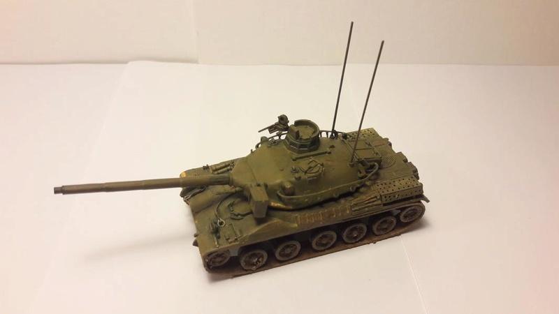 AMX 30B 105mm 4ème cuirassé Bitche1978 4915