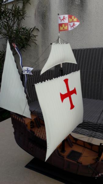 La Santa Maria le bateau est fini !!!!!!! - Page 2 4916