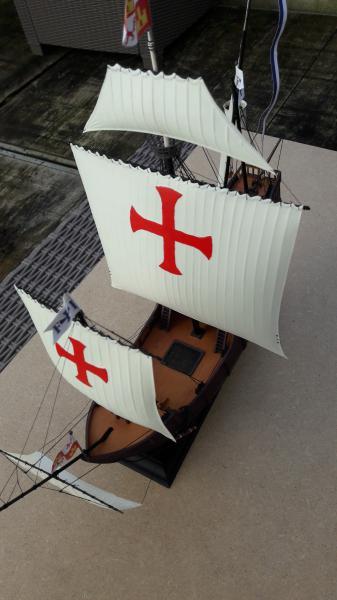 La Santa Maria le bateau est fini !!!!!!! - Page 2 5014