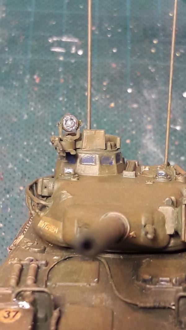 AMX 30B 105mm montage terminé 5113
