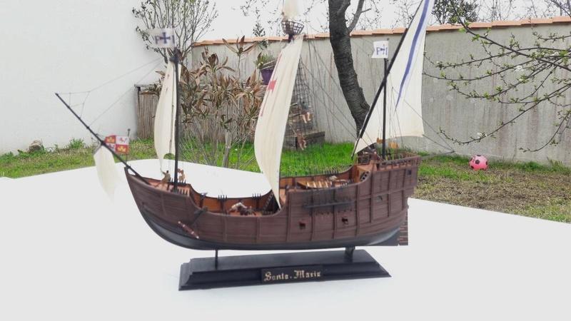 La Santa Maria le bateau est fini !!!!!!! - Page 2 5212