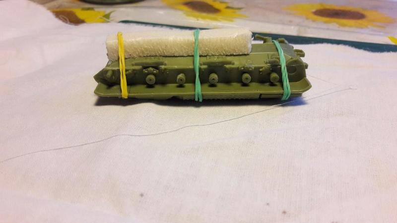 AMX 30B 105mm montage terminé 522