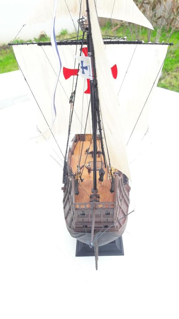 La Santa Maria le bateau est fini !!!!!!! - Page 2 5911