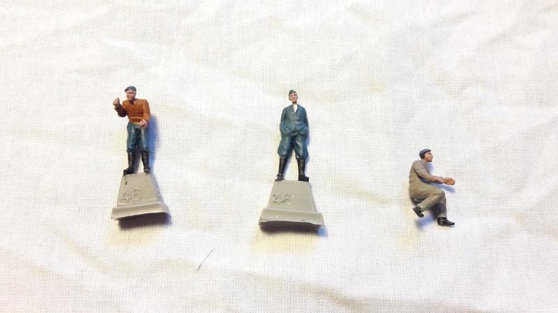 Figurines au 1/72 aviateur et mécanos Fini!!! 621