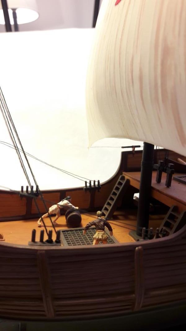 La Santa Maria le bateau est fini !!!!!!! - Page 2 6211