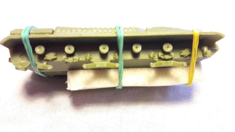 AMX 30B 105mm montage terminé 622