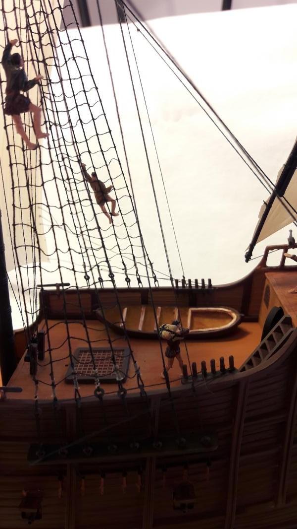 La Santa Maria le bateau est fini !!!!!!! - Page 2 6311