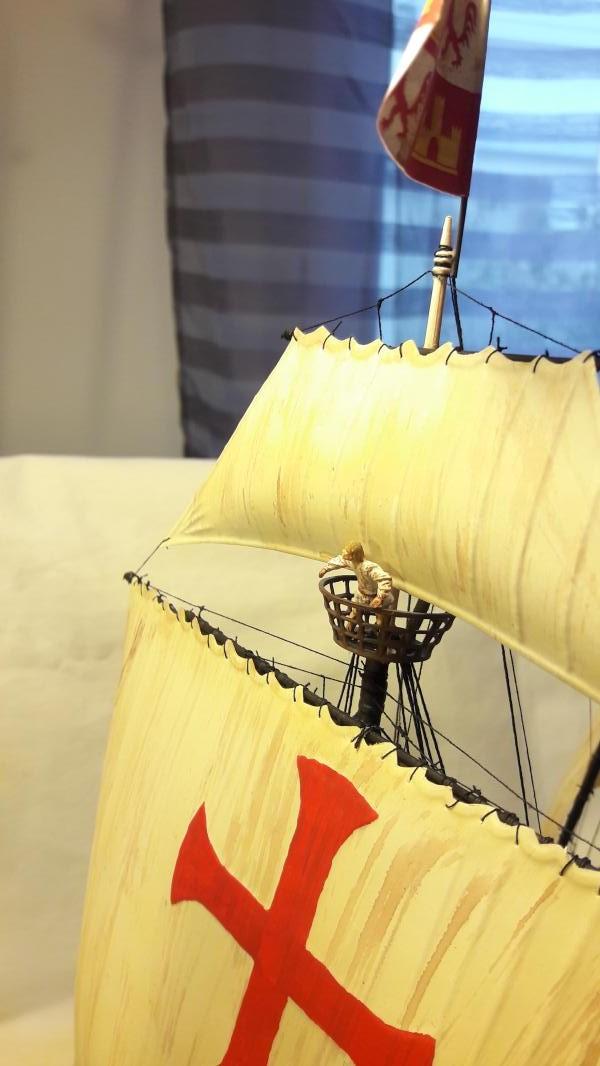 La Santa Maria le bateau est fini !!!!!!! - Page 2 6611