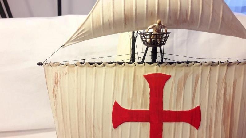 La Santa Maria le bateau est fini !!!!!!! - Page 2 6810