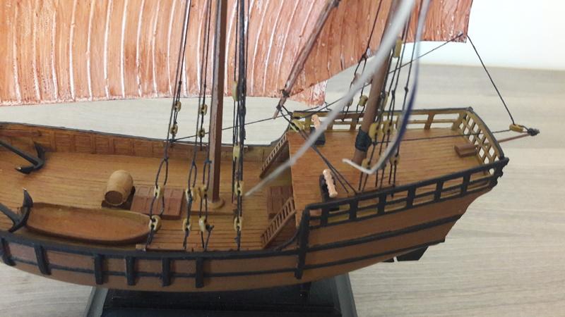 La Nina 1492 1:65 d'Artesania Latina 813