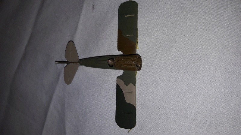 Spad XIII C-1 Il est fini 912