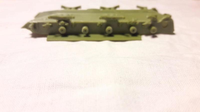 AMX 30B 105mm montage terminé 921