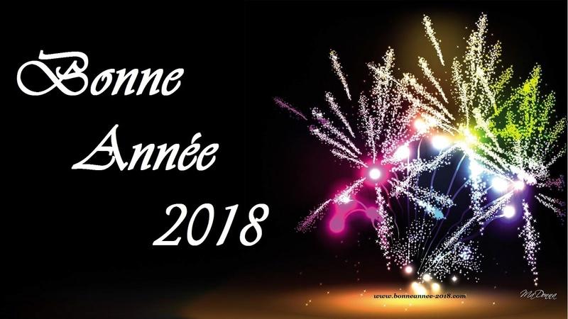Bonne Année 2018 Images10
