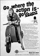 Publicités Vespa 10776911