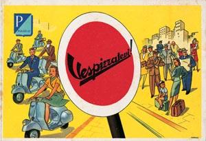 Publicités Vespa 12712