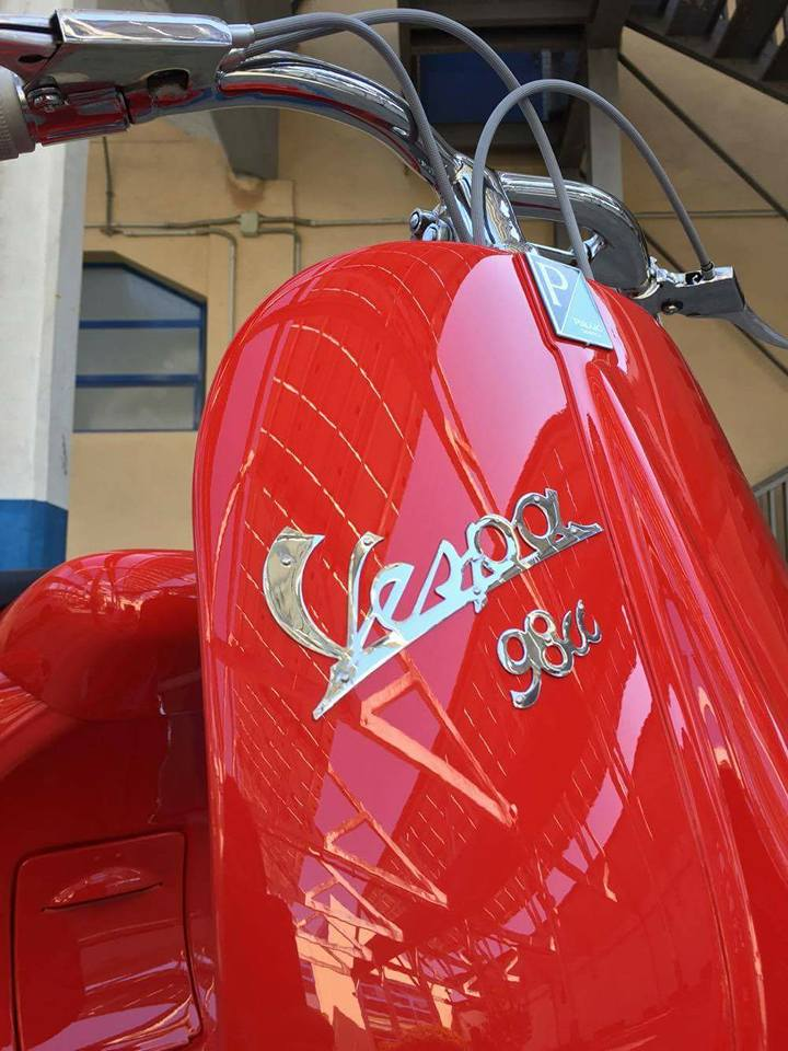 Vespa 98 Corsa de 1947 / Bacchetta 125 de 1948 21034310