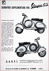 Publicités Vespa 22777311