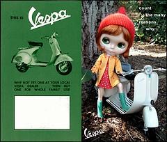 Publicités Vespa 23482912