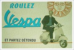Publicités Vespa 26217712
