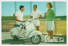 Publicités Vespa 26217713
